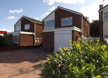 Thumbnail 3 bedroom detached house for sale in Cambridge Road, Whetstone, Leicester, Leicestershire