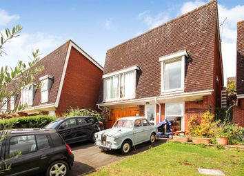 Thumbnail 3 bed detached house for sale in Beechcombe Close, Pershore, Worcestershire