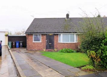 Thumbnail 2 bedroom bungalow for sale in Well Grove, Whitefield, Manchester