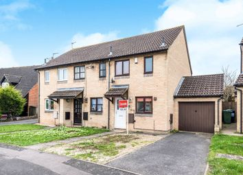 Thumbnail 2 bedroom semi-detached house for sale in Green Hill, Garsington, Oxford