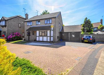Thumbnail 4 bed detached house for sale in Parsons Lawn, Shoeburyness, Southend-On-Sea