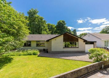Thumbnail 4 bed detached bungalow for sale in 14 Kingsmeadows Gardens, Peebles
