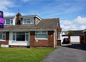 Thumbnail 4 bed semi-detached bungalow for sale in Frensham Drive, Bradford