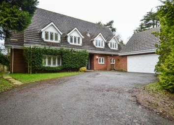 Thumbnail 5 bed detached house to rent in Hollyfield Drive, Barnt Green, Birmingham