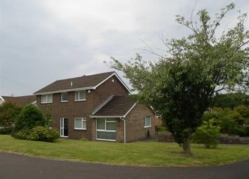 Thumbnail 4 bedroom detached house for sale in Clos Allt Y Gog, Swansea