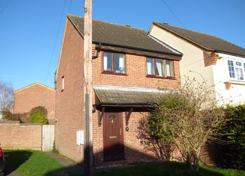 Thumbnail 3 bed semi-detached house to rent in Parmenter Drive, Great Cornard, Sudbury