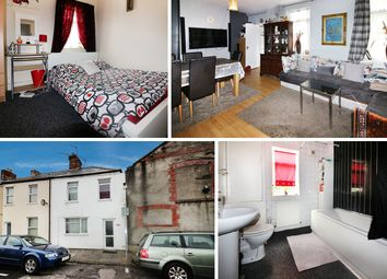 Thumbnail 3 bed end terrace house for sale in Plasnewydd Road, Roath, Cardiff