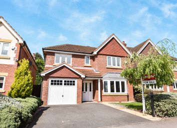 Thumbnail 4 bed detached house for sale in Asbury Walk, Great Barr, Birmingham