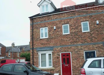 Thumbnail 4 bed terraced house to rent in Percy Street, Bishop Auckland