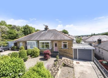 Thumbnail 2 bed semi-detached bungalow for sale in Aireville Mount, Sandbeds, Keighley