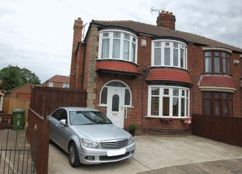 Thumbnail 3 bed semi-detached house to rent in Weston Crescent, Norton, Stockton-On-Tees