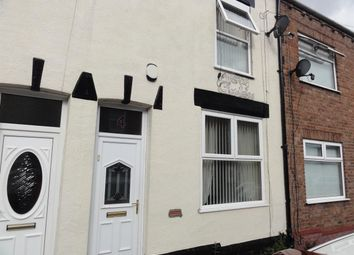 Thumbnail 3 bed terraced house to rent in Foster Street, Widnes
