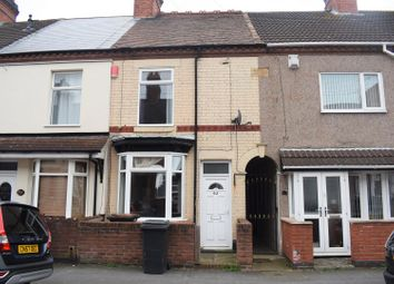 Thumbnail 2 bed terraced house for sale in Cheverel Street, Nuneaton