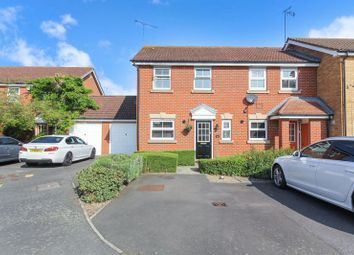 Thumbnail 3 bed property for sale in Villiers Close, Leagrave, Luton
