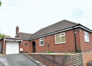 Thumbnail 3 bed detached bungalow for sale in Lower Outwoods Road, Burton-On-Trent