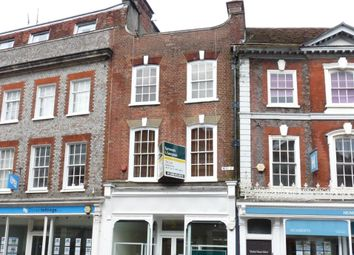 Thumbnail 1 bedroom flat to rent in West Street, Blandford Forum, Dorset