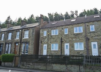 Thumbnail 3 bedroom town house for sale in Manchester Road, Linthwaite, Huddersfield