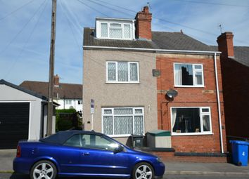 Thumbnail 4 bedroom semi-detached house for sale in Central Street, Hasland, Chesterfield