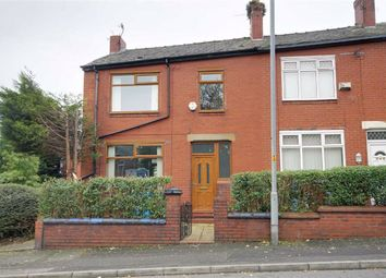 Thumbnail 3 bed end terrace house to rent in Honeywell Lane, Oldham, Lancs