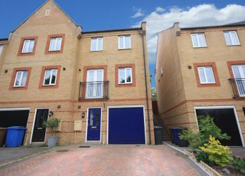 Thumbnail 3 bed town house to rent in Barleyhayes Close, Ipswich, Suffolk