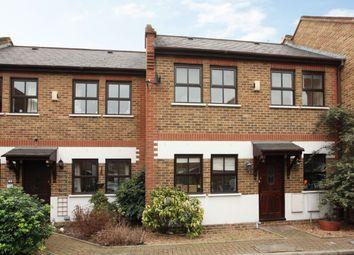Thumbnail 4 bed mews house to rent in Pegasus Close, Stoke Newington