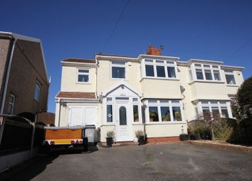 Thumbnail 4 bed semi-detached house for sale in Acton Lane, Moreton, Wirral