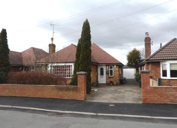 Thumbnail 2 bed bungalow for sale in Newton Park View, Newton, Cheshire