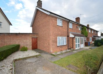 Thumbnail 3 bed end terrace house for sale in Parnell Road, Ipswich