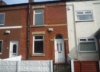 Thumbnail 2 bedroom terraced house for sale in Stafford Road, Swinton