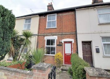 Thumbnail 2 bed terraced house to rent in Westbourne Road, Ipswich
