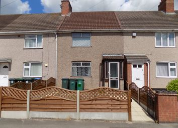 Thumbnail 3 bed terraced house to rent in Alliance Way, Coventry, West Midlands CV23Gy