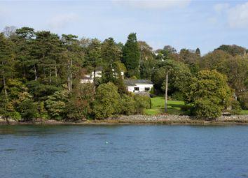 Thumbnail 5 bed detached house for sale in Cadnant Road, Menai Bridge, Gwynedd