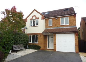Thumbnail 4 bed detached house for sale in High Greeve, Wootton, Northampton