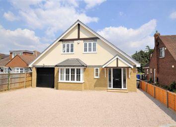 Thumbnail 4 bed detached house for sale in Fairfield Approach, Wraysbury, Berkshire