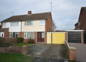 Thumbnail 3 bed semi-detached house for sale in Queens Mead, Aylesbury, Buckinghamshire