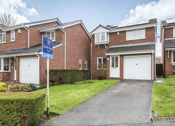 Thumbnail 3 bed detached house for sale in Wilderswood Close, Whittle-Le-Woods, Chorley