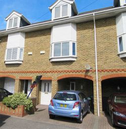 Thumbnail 3 bed terraced house to rent in Briganda Walk, St. Lukes Avenue, Ramsgate