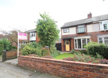 Thumbnail 3 bed semi-detached house for sale in Talbot Road, Stretford, Manchester