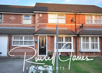 Thumbnail 3 bedroom mews house for sale in Bleasefell Chase, Worsley, Manchester