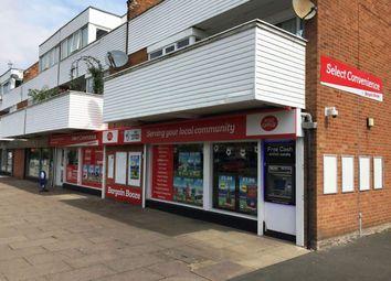 Thumbnail Retail premises for sale in Launceston Road, Wigston