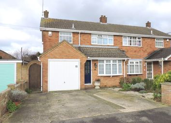 Thumbnail 3 bed semi-detached house for sale in Blaydon Road, Luton
