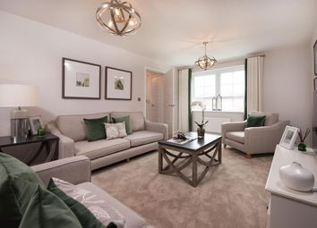 """Thumbnail 4 bed detached house for sale in """"Radleigh"""" at Tenth Avenue, Morpeth"""