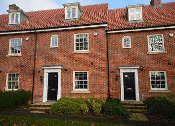 Thumbnail 3 bedroom town house for sale in Kevill Davis Drive, Little Plumstead, Norwich
