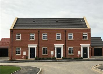 Thumbnail 3 bed terraced house for sale in The Chester, Eastrea Road, Whittlesey