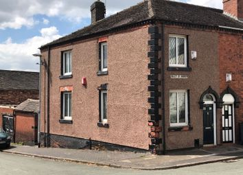 Thumbnail 3 bed terraced house for sale in Riley Street North, Stoke On Trent