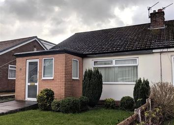 Thumbnail 2 bed bungalow to rent in Denstone Crescent, Bolton