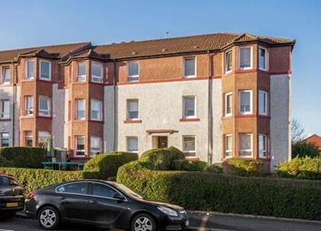 Thumbnail 2 bed flat for sale in Broomknowes Road, Barmulloch, Glasgow