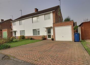 3 bed semi-detached house for sale in Fairey Avenue, Godmanchester, Huntingdon PE29