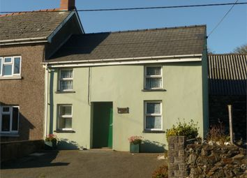 Thumbnail Semi-detached house for sale in Penterfyn Bach, Maenclochog, Clynderwen, Pembrokeshire