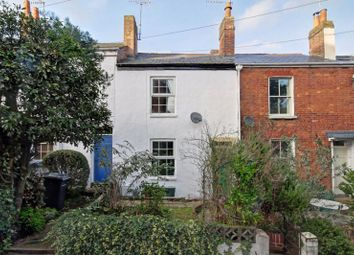 Thumbnail 2 bed terraced house for sale in Pavilion Place, St. Leonards, Exeter